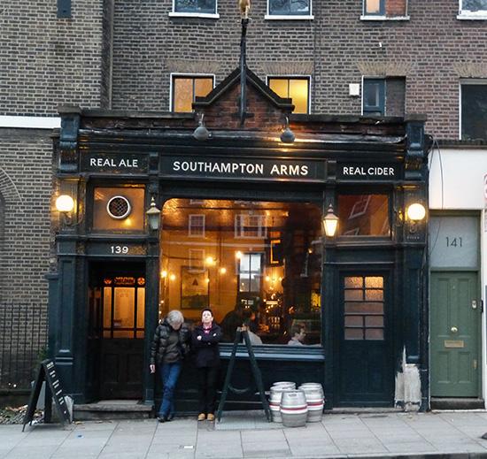 The Southampton Arms, Gospel Oak, London