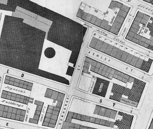 Adshead Map 1851