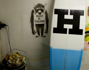Harbour Surfboard