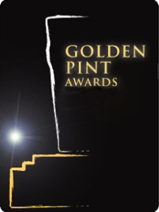 Golden Pints Logo