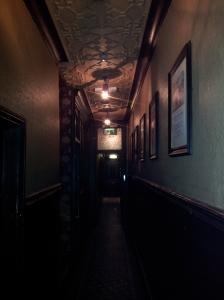 Castle corridor