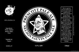 Prescott Pale Ale